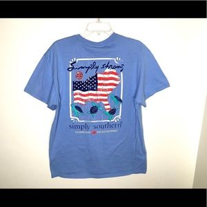 < 🐢 NWT Simply Southern Tee >